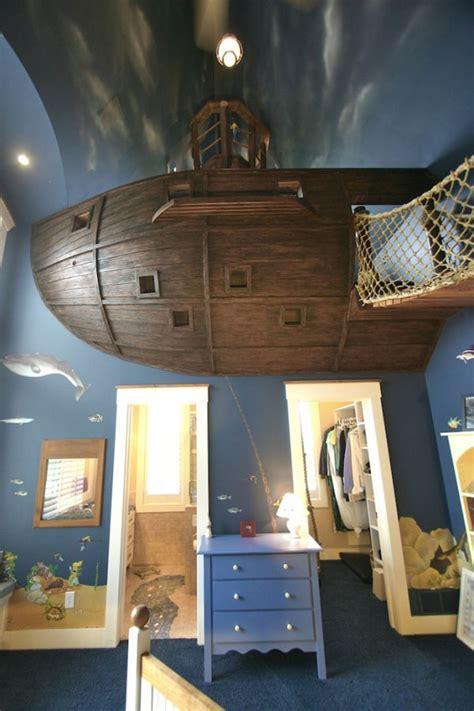 kinder piraten zimmer pirate ship kid s room interiorholic