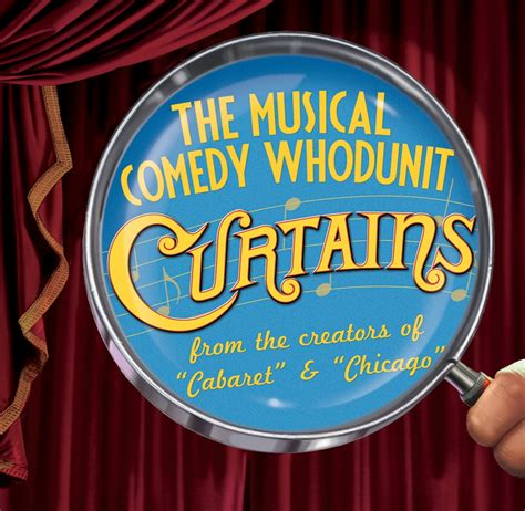 curtains the musical soundtrack musical