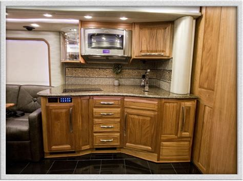 Design Your Kitchen Layout Online rv kitchens layout counter space dinette floorplan