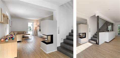 wohnzimmer neubau neubau eines einfamilienhauses quot satteldach in urbanem umfeld quot