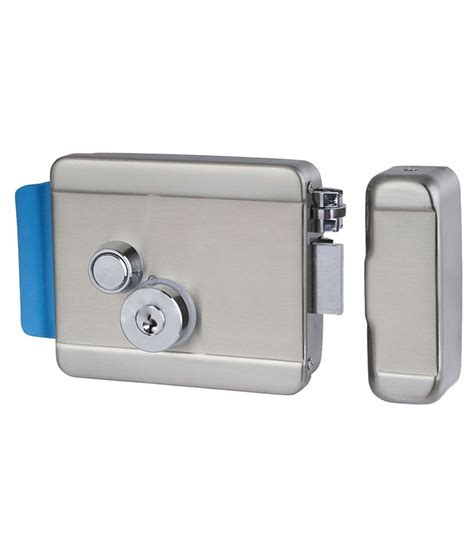 Electronic Home Door Lock by Navkar Systems Mk010 Plastic Electronic Door Lock For