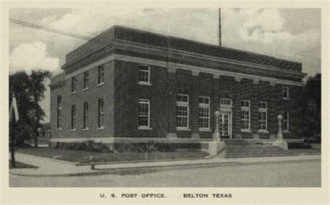 Post Office Temple Tx by Belton