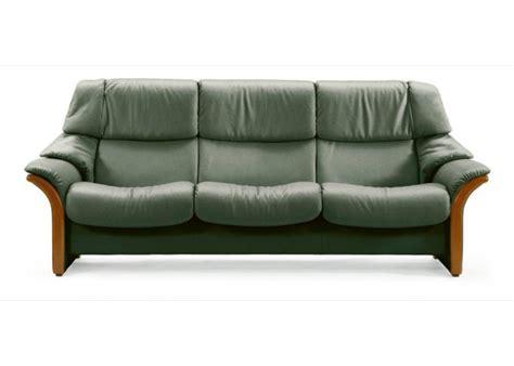 Stressless Eldorado Sofa by Stressless Eldorado High Back Leather Sofa Set