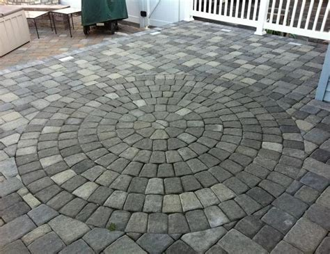 Paver Patio Kits Elevated Patios