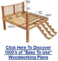 raised deck plans elevated deck plans easy treehouse plans diy ideas