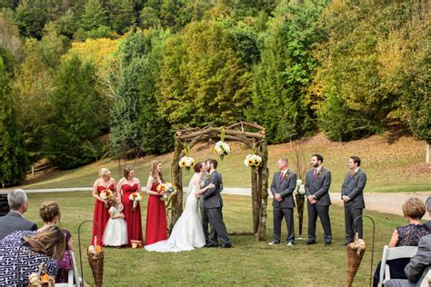 Outdoor Weddings & Reception Venue in North Georgia