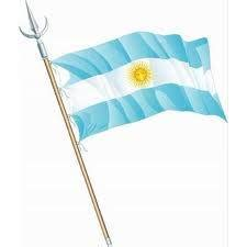 palabras para recibir la bandera d 237 a de la bandera argentina acuarela de palabras