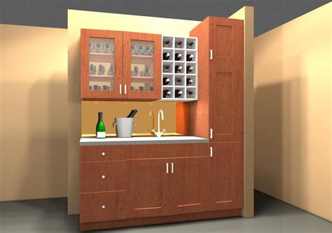 kitchen bar cabinet ideas a six bar area with ikea kitchen cabinets