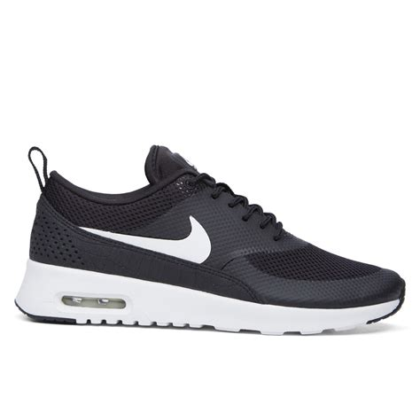 Nike Airmax Thea For S s air max thea black sneaker burgundy