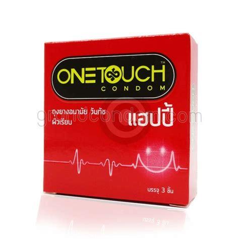 one touch one touch happy ถ งยางอนาม ยว นท ช แฮ ปป