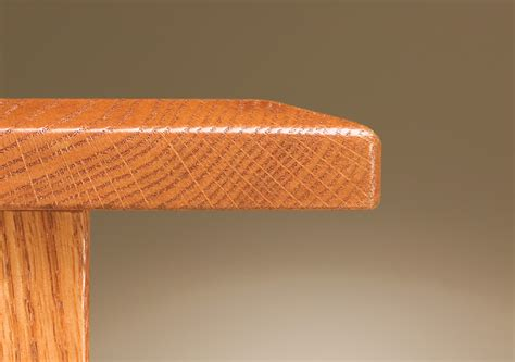options table edge profile fusion designs