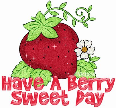 sweet day images a berry sweet day desiglitters