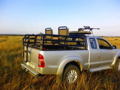 hunting rigs, tralies and cattle rails | pretoria east