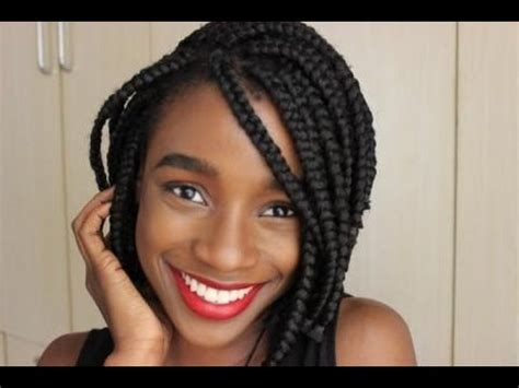 40 black braided hairstyles | hair styles for black woman