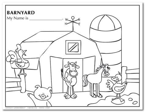 coloring pages barnyard animals barnyard animals coloring sheets