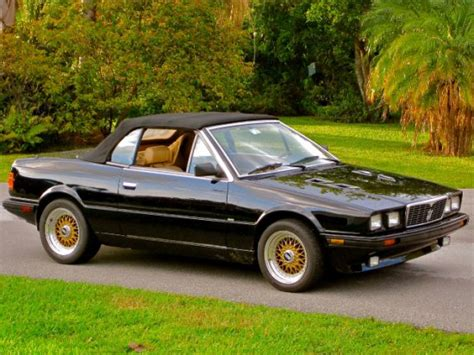 maserati biturbo custom vintage veteran and car photos