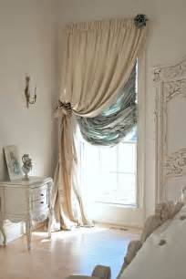 shabby chic curtain rods those curtains rooms beautiful curtain