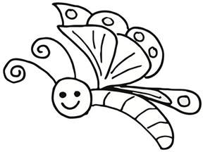 butterfly coloring book pages to print free printable butterfly coloring pages for