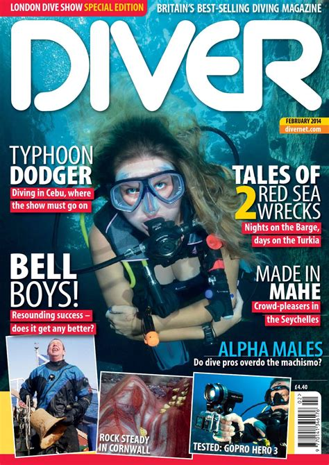 dive magazine diver magazine by the special one issuu