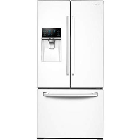 samsung refrigerators door samsung 26 cu ft door refrigerator with