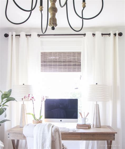 decorating with curtains decorating lessons i ve learned curtains love grows wild