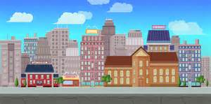 fresh city game background vector by vitaliyvill