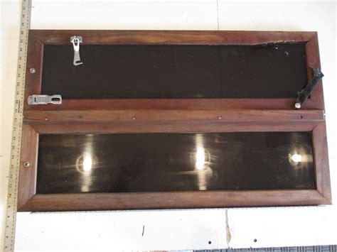 folding boat cabin door marine boat teak cuddy cabin bi fold door 32 3 4 quot x 19 1 2