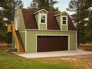 Garages With Living Quarters Above by Customize Your Tuff Shed With Different Door Options