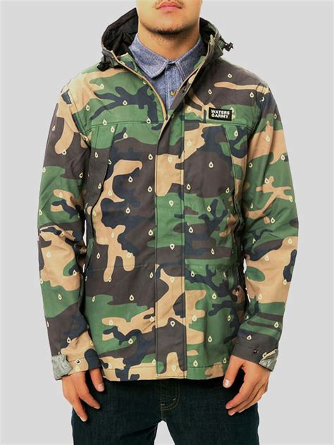 Outer Parka Army waters army mountain parka jacket modishonline