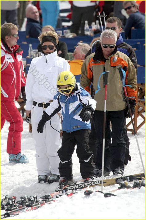 Posh Hits The Slopes by Posh Hits The Ski Slopes Photo 84361