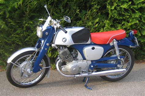Cr S Motorrad Kaufen by Honda Cb 92