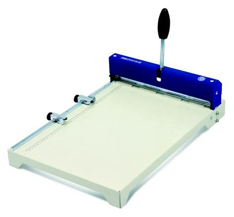 Manual Paper Folding Machine - cyklos dc320 manual creasing machine