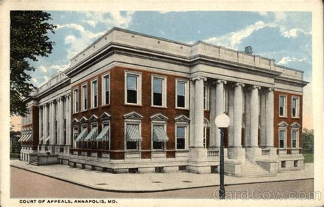 Www Search Courts State Md Us Court Of Appeals Annapolis Md