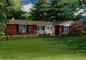 brick ranch house 16 best brick ranch style homes home building plans 15258