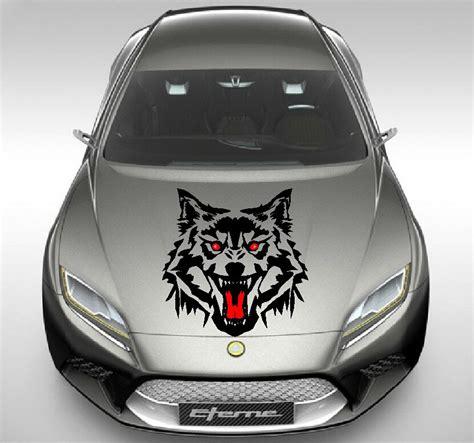 Motorhaube Aufkleber Wolf by Stickers Wolf Kaufen Billigstickers Wolf Partien Aus China