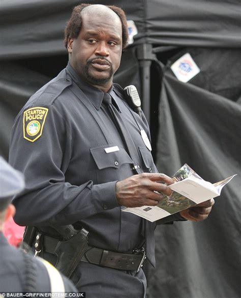 Shaq Officer by Shaquille O Neal Applies To Be A Reserve Officer In
