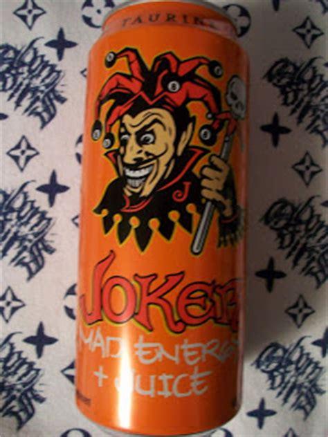 lost five 0 energy drink energy drink heaven joker mad energy juice review by nick