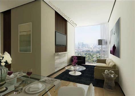 design interior tangerang foresque apartemen middle room interior design