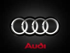 Audi Logo Meaning Audi Logo