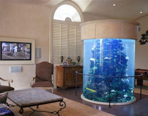 acuarios en casa 11 ideas para poner un acuario decorar hogar