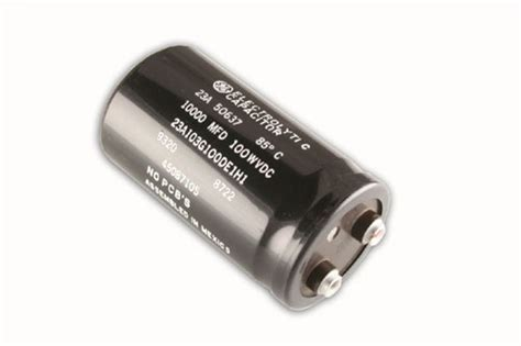 large can type aluminum electrolytic capacitors 23a103g100de1h1 ge capacitor 10 000uf 100v aluminum electrolytic large can computer grade 2020003373