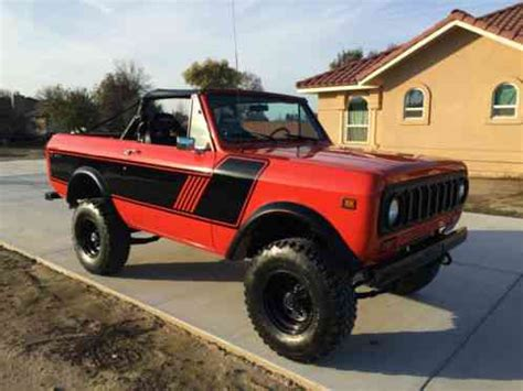international harvester scout scout ii 1974, you are