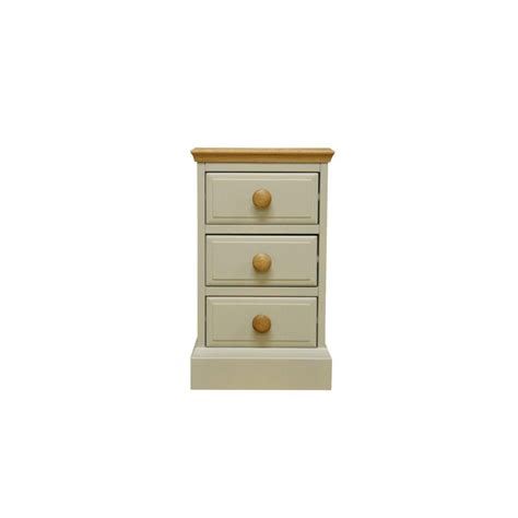 Narrow Bedside Cabinets White Maison Rutland Narrow Bedside Cabinet