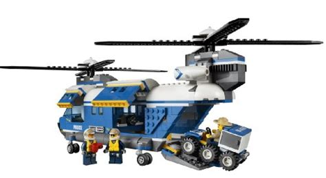 lego police boat games online lego city police heavy lift helicopter 4439 buy online