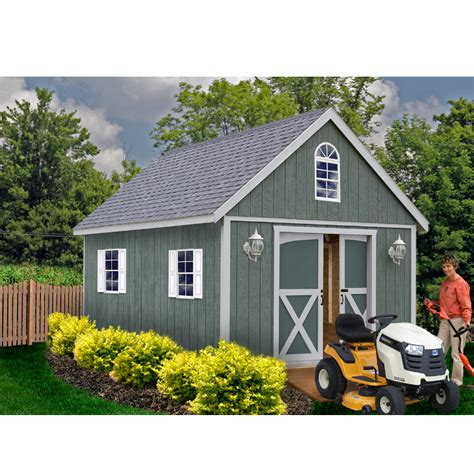Best Barns Shed Kits by Belmont 12x24 Ft Best Barns Wood Shed Barn Kit