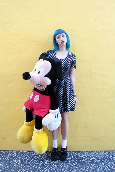 Minnie Dress Disney Mickey Whtie Black kalindy w vintage black and white polka dot dress