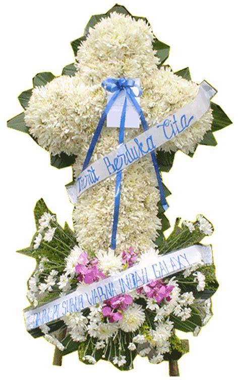 Salib Yesus Bunga Warna toko bunga bandung nugraha florist