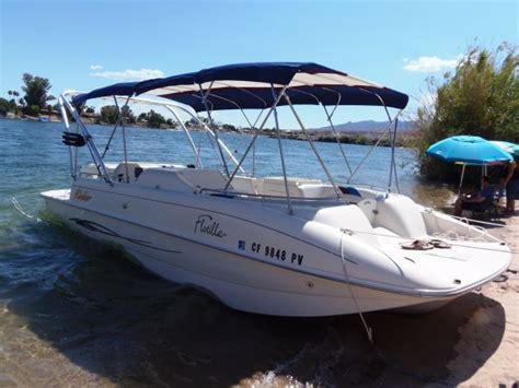 flotilla boat rinker flotilla deck boat for sale