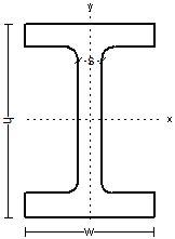 s section beam american standard beams s beam
