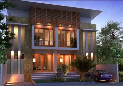 desain interior rumah ukuran 6 x 15 house design modern minimalist home design ideas